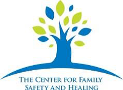 The Center for Family Safety and Healing Logo