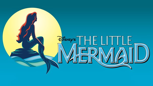 Little Mermaid Logo Horizontal 4C