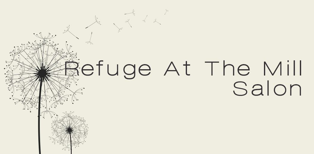 Refuge at the Mill Salon Logo